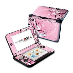 Lily: Nintendo 3DS XL Skin - Her Abstraction by DecalGirl Collective | DecalGirl