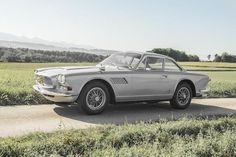 Maserati Sebring 3.7 litre série II coupé 1967