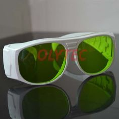 47.03$  Watch now - laser safety glasses for wavelengths 800-1100nm IR L4 CE 808nm 980nm and 1064nm lasers  #buymethat