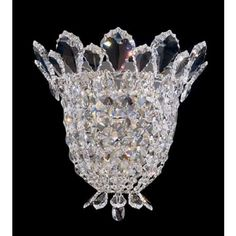 James R. Moder Murano Collection Wall Sconce - #68980 | LampsPlus.com