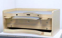 Bench Jewelers Desk Top Jewelry Making Bench Hobby Craft Workbench Jewelry Work | eBay