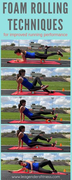 faszien better foam rolling techniques for improved running performance and injury prevention Running Routine, Running Tips, Foam Rolling For Runners, Latissimus Dorsi, Running Injuries, Help Losing Weight, Injury Prevention, How To Run Faster, Fun Workouts