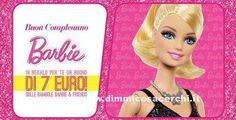 Buono sconto Barbie 7 euro - DimmiCosaCerchi.it