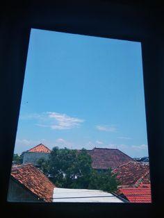 Jepretan by me Airplane View
