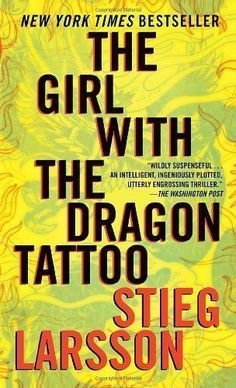 The Girl with the Dragon Tattoo (Millennium Trilogy, Book 1) Reprint Edition by Stieg Larsson published by Vintage (2009) null