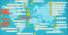 Real estate around the world...  US is NOT the most expensive...
