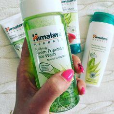 Himalaya Herbals w trosce o zdrową skórę twarzy |