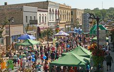 Walkerton Business Improvement Area - Buskers Festival