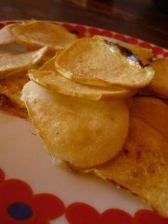 Chips de navet