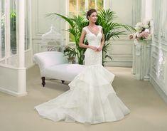 30 magnifiques robes de mariée 2017 coupe sirène