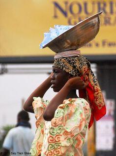 Ghana. Memory.