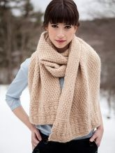 navarra scarf pattern free on Ravelry This comforting, generously-sized textural wrap is edged with rows of beautiful stitch detailing. Shawl Patterns, Knitting Patterns Free, Free Knitting, Crochet Patterns, Free Pattern, Border Pattern, Knitted Shawls, Crochet Scarves, Knit Cowl