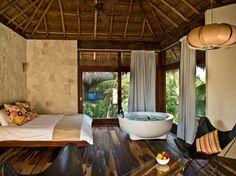 Fodor's 100 Hotel Award: Be Tulum Hotel in Tulum, Mexico.