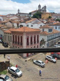 Museu Casa dos Contos em Ouro Preto