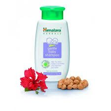 Himalaya's Baby Shampoo is specially formulated mild shampoo that gently cleanses the hair making it soft, shiny and easy to manage. Does not cause tears in the babies. Enriched with Hibiscus extracts that makes baby hair soft. The presence of natural proteins from Chickpea gives shine and Khus-Khus cools the scalp.  100% herbal shampoo is perfect for cleansing.