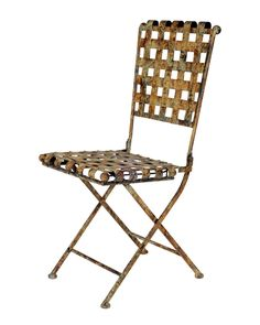 Spotted this Folding Chair on Rue La La. Shop (quickly!).