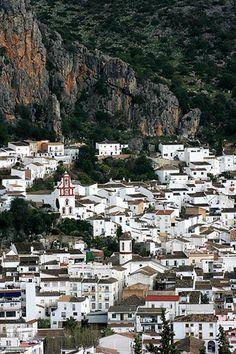 UBRIQUE, Ruta de los Pueblos Blancos,CADIZ  Andalucia Spain