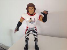 Brutus the Barber Beefcake WWF Ljn Custom