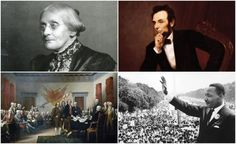 The Influence of Religion On Four Great Moments in Our Constitutional History by Rodney K. Smith   Meridian Magazine - LDSmag.com   If past is prologue, God or the voice of religious conscience should not be given a rest. Voices of religious conscience have been critically important in the four most prominent constitutional moments in our history – the founding era, the civil war and the end of slavery, women's suffrage, and the civil rights movement.