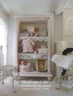 L'Atelier de Lea -Nursery Cabinet