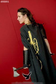 Asha Greyjoy by CalamityJade.deviantart.com on @deviantART