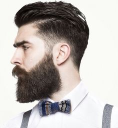 You are beautiful. Can I have you ?  That beard is so majestic.