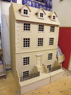 Кукольный домик 1 12