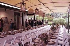 From polkadotbride.com: Lions Gate @ Sydney Botanic Garden...