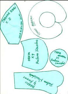 la casa de chichi: Ratona Navideña de Fieltro con Moldes Paper Crafts, Diy Crafts, Chiffon, Origami Paper, Holidays And Events, Interior Design Living Room, Christmas Holidays, Craft Ideas, Margarita