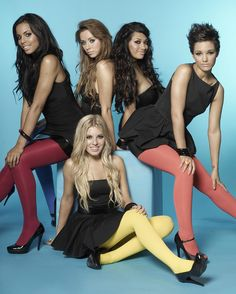 Who remember The Saturdays when the first came out? Up is still a classic! They're CSL veterans too!!
