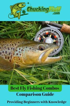 As a beginner working out what fly rod to buy what weight of fly reel  and what fly line to use and then match all these together so you have a  balanced outfit can prove to be very daunting. It is much easier that  you buy from our list of best fly fishing combos. #ChuckingFluff #bestflyfishingcombos