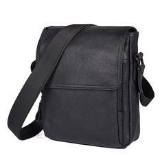 1dedc5a085de New casual genuine leather men bags small shoulder bag men messenger bag  crossbody leisure bag
