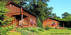 Log Cabins for Nature Enthusiasts | Rentals | Travel Wisconsin