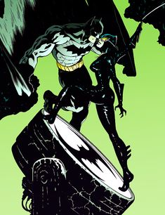 Batman and Catwoman #22 by Patrick Gleason and Mick Gray