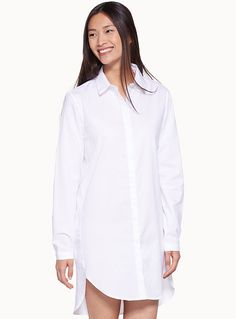 aa26b11af79be Exclusively from Twik A must-have shirt to wear buttoned to the neck for a