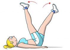 Avere la pancia piatta non è una cosa impossibile. Melarossa ti dà alcuni consigli e ti suggerisce degli esercizi per raggiungere l'obiettivo.