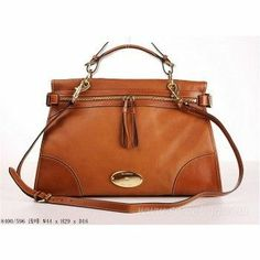 5e2e12c1eda4 New Womens Mulberry Oversized Taylor Satchel Bag Light Coffee Outlet Online