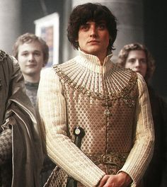 Aneurin Barnard as Richard, Duke of Gloucester in The White Queen. Later he would be King Richard the Third.