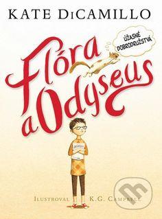 Flóra a Odyseus (Kate DiCamillo)
