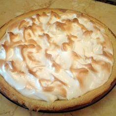 Lemon Meringue Pie recipe snapshot