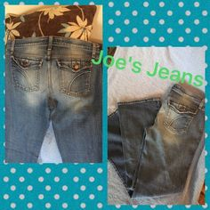 """Joe's Jeans Size 29 Provocateur Bootcut 28"""" inseam Joe's Jeans Size 29 Provocateur Style: TPVX5805. Wash: Vanessa. Bootcut. Inseam 28"""". 98% Cotton 2% Spandex. Open to offers and willing to trade. Joe's Jeans Jeans Boot Cut"""