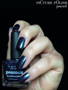 piCture pOlish Peacock review! | Fashion Polish