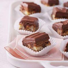 köstliches Dessert zum Valentinstag