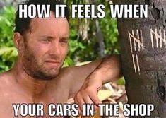 #Car_Memes #Car_In_Shop #How_It_Feels