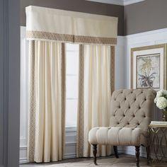 Wamsutta® Gateway Window Treatments