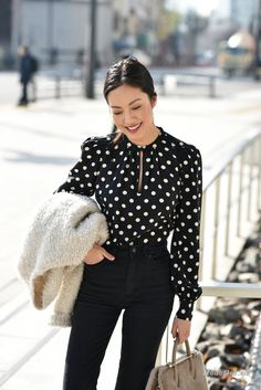 Latest Pictures Business Outfit korean Style, - Back to School-Outfit blouse summer blouse style blouse ideas Cute Work Outfits, Classy Outfits, Chic Outfits, Fashion Outfits, Fashionable Outfits, Fashion Clothes, Trajes Business Casual, Business Outfits, Korean Blouse