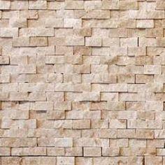 I really like this austin stone backsplash, it helps continue the outside feel…