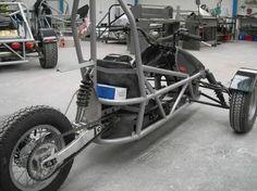 Resultado de imagem para side view of reverse trike