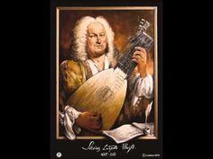 Sylvius Leopold Weiss Lute Sonatas N 52,32,94