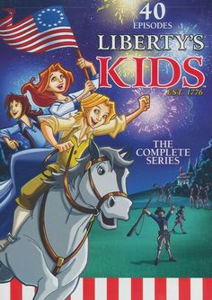 Liberty's Kids the complete series